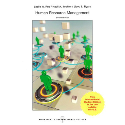 Human Resource Management (11th Edition) Byars IE