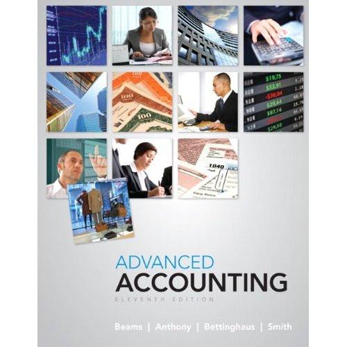 Advanced Accounting (11th Edition) Beams