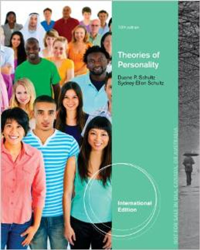 Theories of Personality (10th Edition) Schultz IE