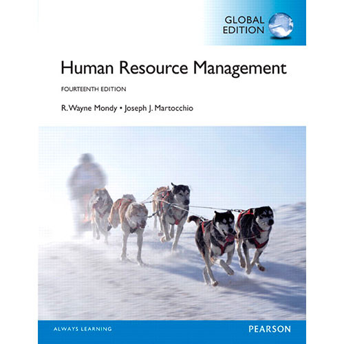 Human Resource Management (14th Edition) Mondy IE