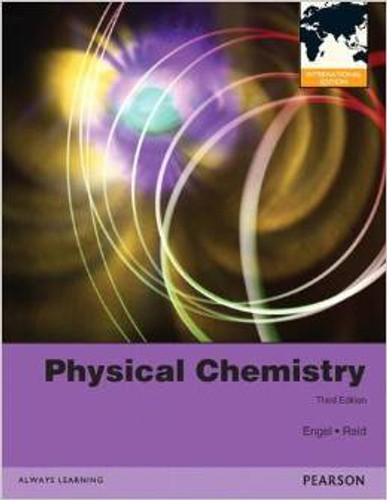 Physical Chemistry (3rd Edition) Engel IE