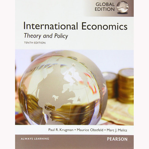 International Economics: Theory and Policy (10th Edition) Obstfeld