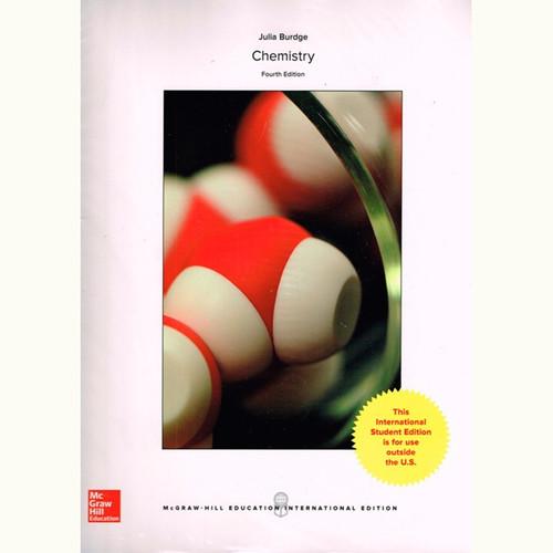 Chemistry (4th Edition) Julia Burdge IE