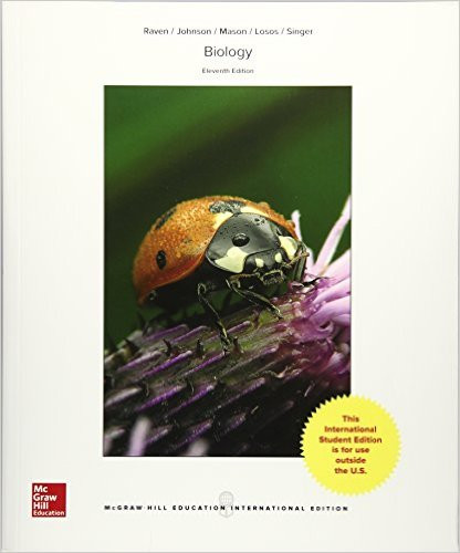 Biology (11th Edition) Peter Raven and George Johnson IE