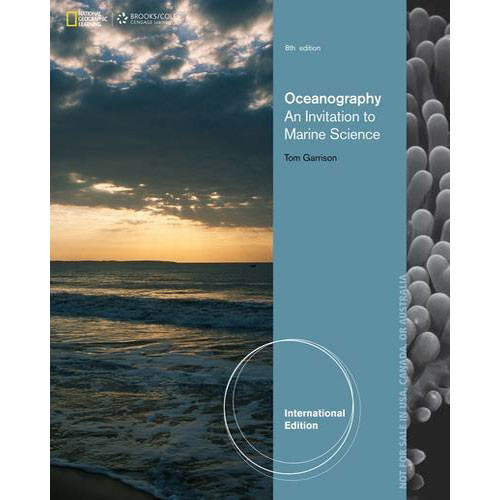 Oceanography (8th Edition) Garrison IE