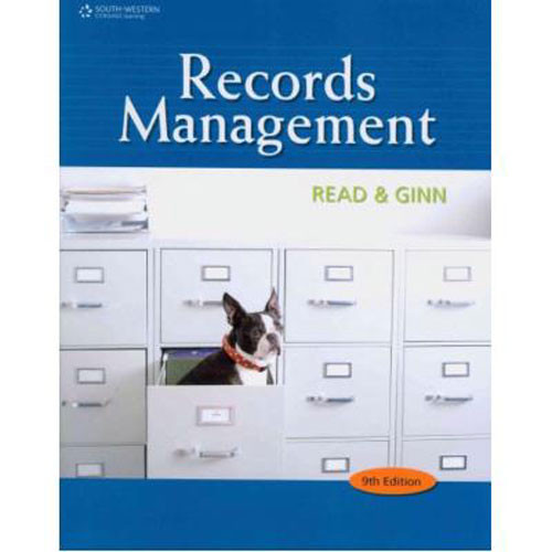 Records Management (9th Edition) Read