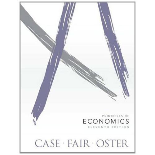 Principles of Economics (11th Edition) Case