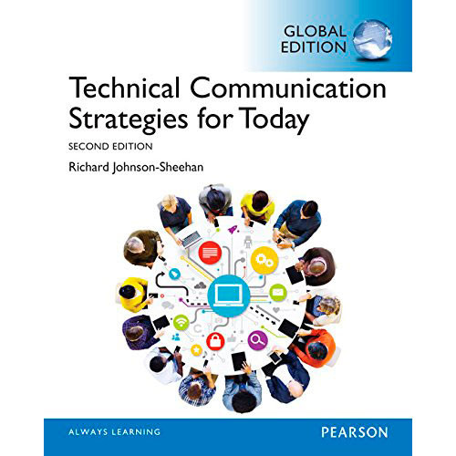 Technical Communication Strategies for Today (2nd Edition) Sheehan IE