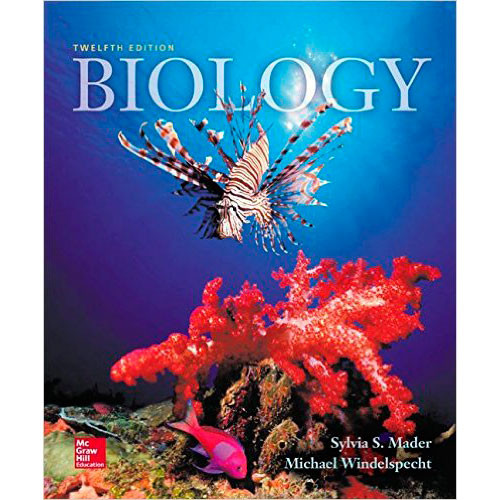 Biology (12th Edition) Mader