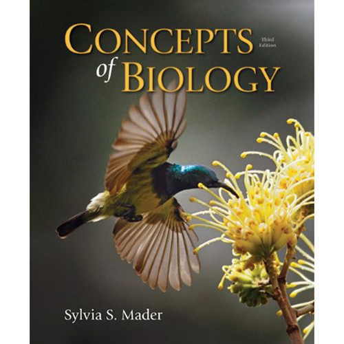 Concepts of Biology (3rd Edition) Mader
