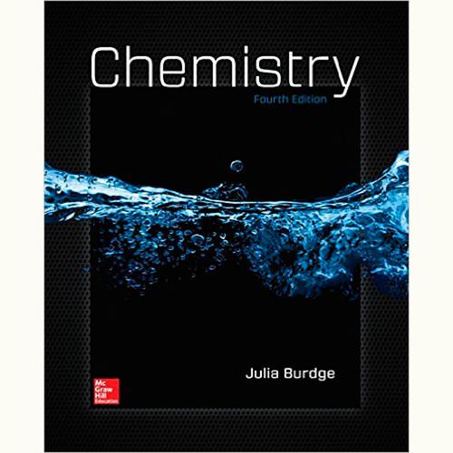 Chemistry (4th Edition) Julia Burdge
