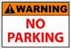 Our Safety Signs and Safety Decals with lamination can last up to 10 years outdoors. Change the message on any sign or create your own