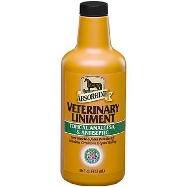Absorbine Veterinary Horse Liniment