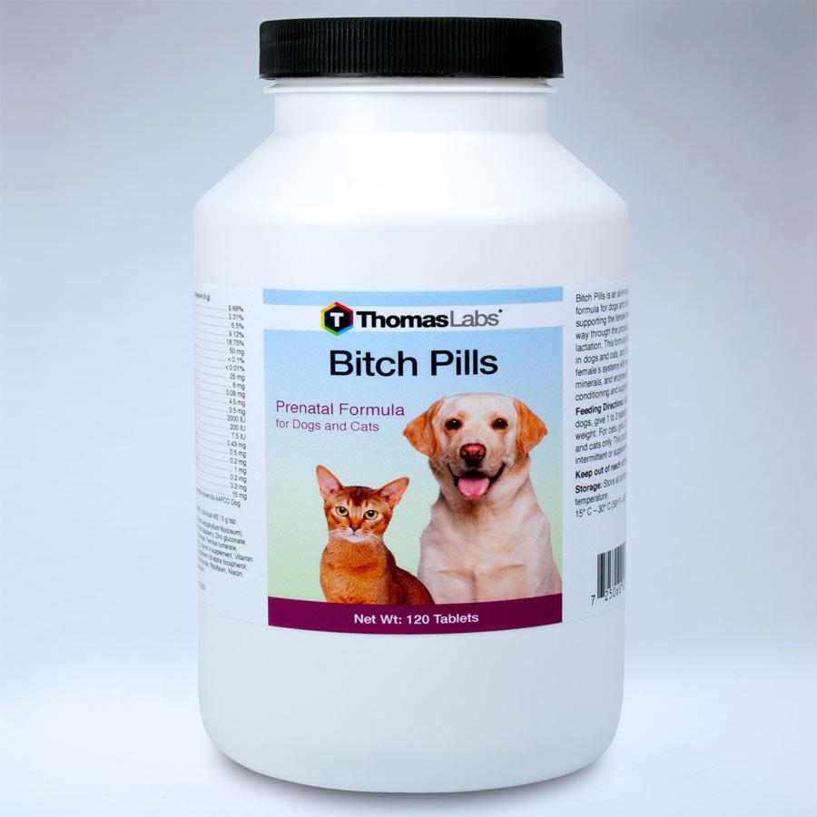Bitch Pills 120 Tablets