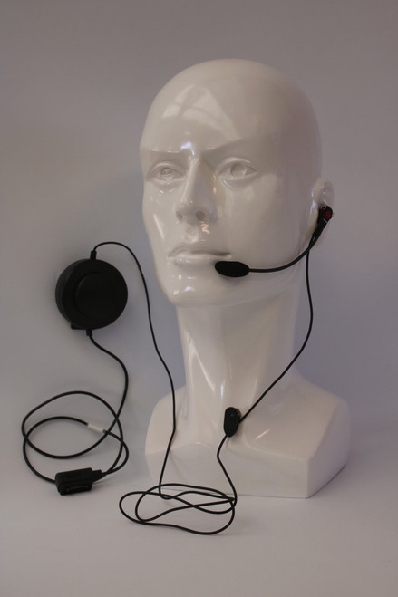 SQUADRA PUSH-TO-TALK HEADSET