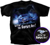 Lettin' the Horses Out! Mach 1 T-Shirt