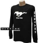 Mustang Since 1964 Long Sleeve T-shirt