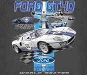 Ford GT40 World Beater T-shirt