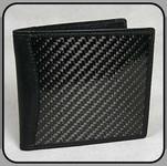Wallet - Carbon Fiber Bi-Fold Style