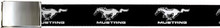 Mustang Running Pony Logo Web Belt