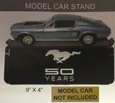 Mustang 50 Year Model Car Holder