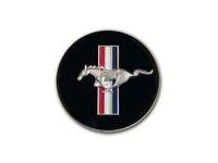 Mustang Tribar Logo Lapel Pin