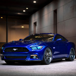 2015 Ford Mustang R/C Car 1/10th Scale