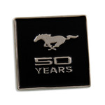 MUSTANG 50 YEAR LAPEL PIN