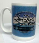 Mug - Mustang Fastback BLUE