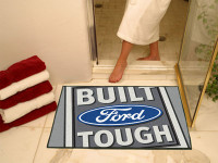 "Built Ford Tough 34""x44.5"" Mat"
