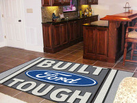 "Built Ford Tough 60""x92"" Area Rug"