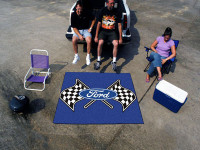 "Ford Flags 60""x72"" Rug"