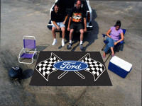 "Ford Flags 60""x96"" Rug"