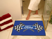 "Ford Flags 34""x44.5"" Mat"