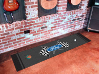 Ford Flags Golf Putting Green Mat