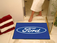 "Ford Oval 34""x44.5"" Mat"