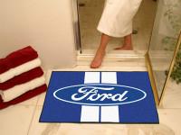 "Ford Oval Stripes 34""x44.5"" Mat"