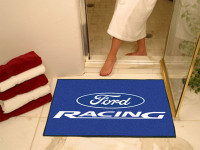 "Ford Racing 34""x44.5"" Mat"