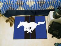 """Mustang Logo 19""""x30"""" Rug"""
