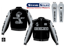 "Shelby Mustang Logo Jacket ""98"""