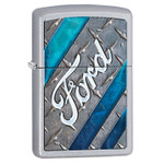Ford Diamond Plate ZIPPO Lighter