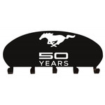 50 Years Mustang Coat Rack