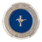 Ford Mustang Gas Cap Cast Wall Decor
