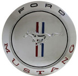 Mustang Plated Wall Plaque