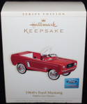 2006 Hallmark Ornament - 1964 1/2 Mustang Kiddie Car Classic