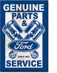 Ford Genuine Parts & Service Magnet