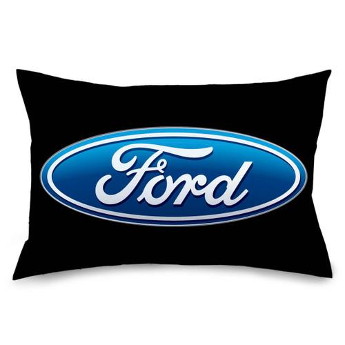 Pillowcase - Standard - Ford Oval Logo
