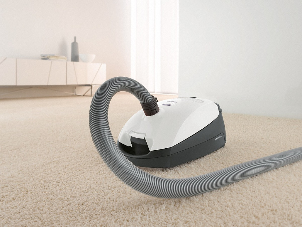 Miele Classic C1 Olympus Canister Vacuum Cleaner w/ FREE Overnight Delivery!