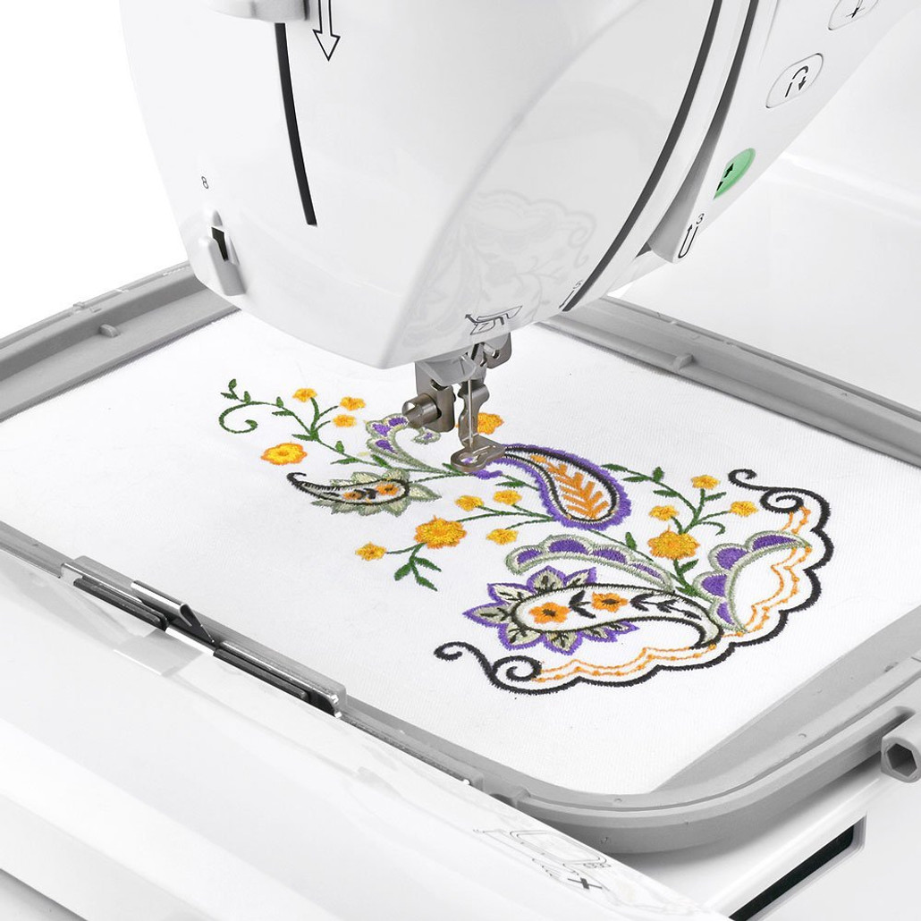 Brother SE1800 (SE 1800) Sewing and Embroidery Machine / Optional Grand Slam Embroidery Package