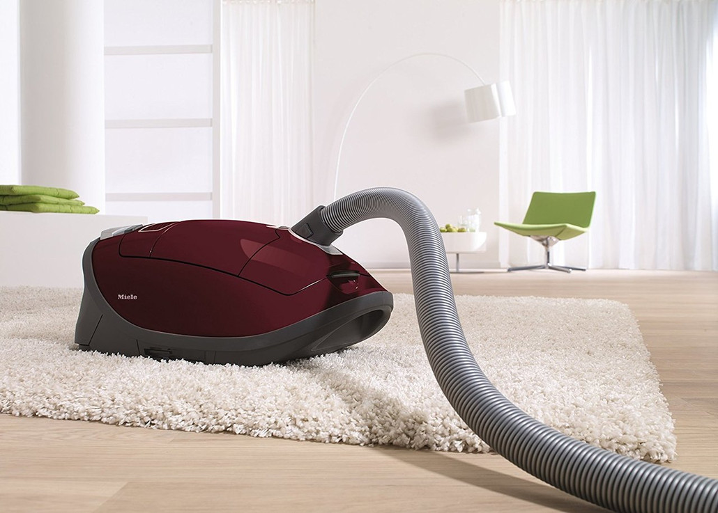 Miele SoftCarpet Complete C3 Canister Vacuum Cleaner w/ FREE Overnight Delivery!
